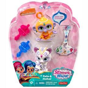 Shimmer & Shine - Κούκλες Tala & Nahal