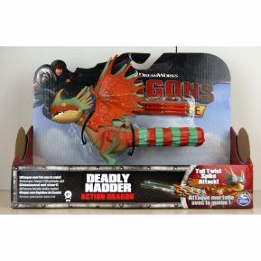 Giochi Preziosi Dragons Action Dragons Deadly Nadder (DRA06000)