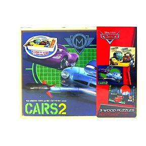 3 Ξύλινα Puzzle Cars σε θήκη (DSC-5518)