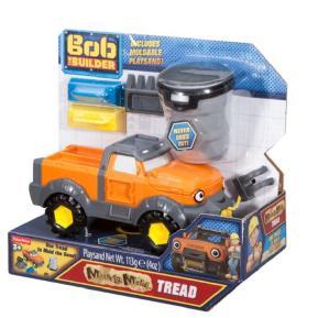 Μπόμπ ο Μάστορας Όχημα Tread με Άμμο