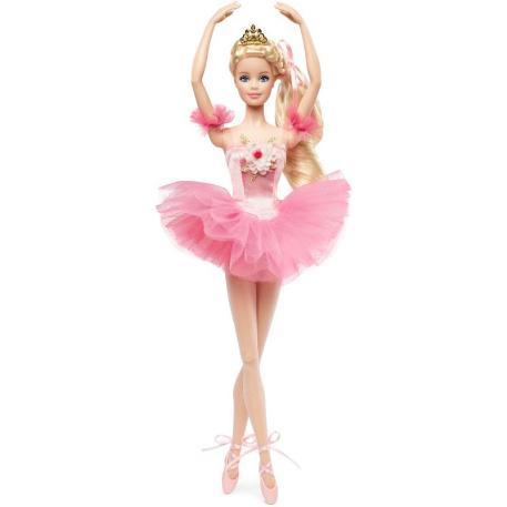 Barbie Συλλεκτική Μπαλαρίνα 2018 (DVP52)-0