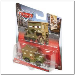 Cars - Race Team Sarge (W1938)