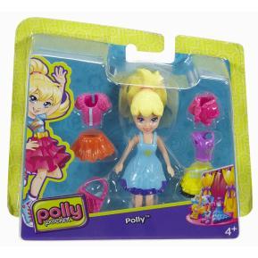 Polly Pocket με Ρούχα - Polly