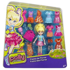 Polly Pocket Σετ Μόδας - Floral Party
