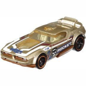 Hot Wheels Αυτοκινητάκια Marvel Rocket Raccoon Fast Fish 3/8 (DWD72)