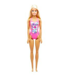 Barbie Beach Ροζ Μαγιό (DWJ99)