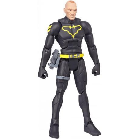 DC Comics Συλλεκτική Φιγούρα 12cm Batman Superheavy-2