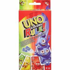 Uno Color Rules (DWV64)