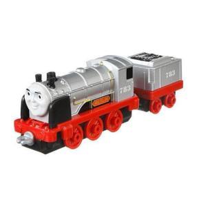 Thomas The Train - Τρενάκια με Βαγόνι (μεταλλικό) Μέρλιν ο αόρατος (DWM30)