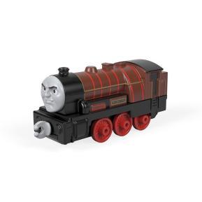 Thomas The Train - Τρενάκια με Βαγόνι (μεταλλικό) Steel Works Χάρικεϊν (DWM30)