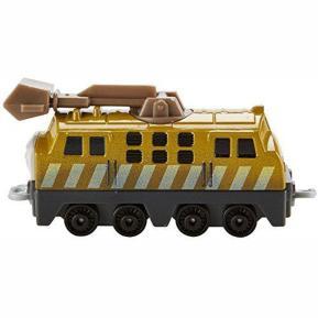 Thomas The Train - Τρενάκι με Βαγόνι (μεταλλικό) Ντίζελ 10 (DWM30)