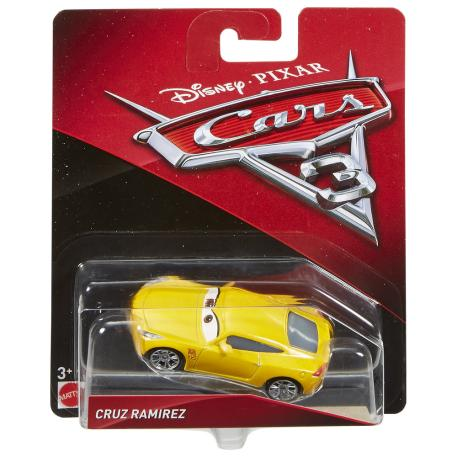 Cars 3 - Cruz Ramirez (DXV29)-1