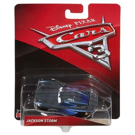Cars 3 - Jackson Storm-1