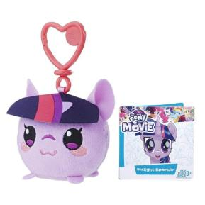 Hasbro My Little Pony Twilight Sparkle Λούτρινο Κλιπ