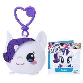 Hasbro My Little Pony Rarity Λούτρινο Κλιπ