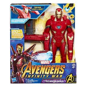 Hasbro Avengers Mission Tech Iron Man (E0560)