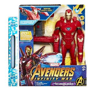 Λαμπάδα Hasbro Avengers Mission Tech Iron Man (E0560)