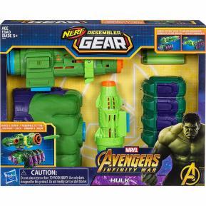 Hasbro Infinity War Nerf Hulk Assembler Gear (E0612)