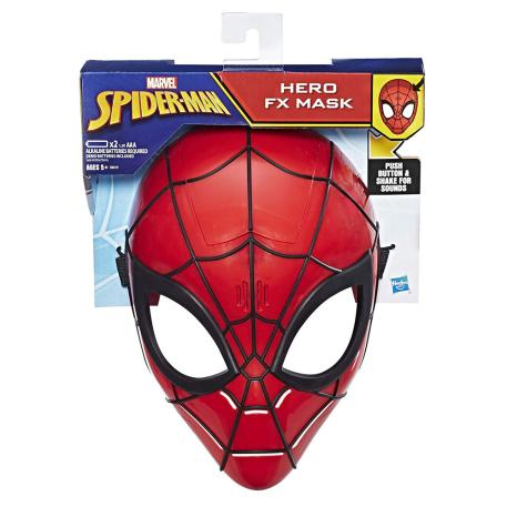 Hasbro Spider-Man Hero FX Mask-1