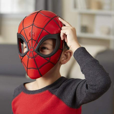 Hasbro Spider-Man Hero FX Mask-3