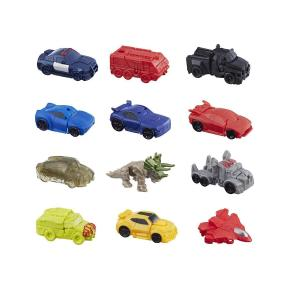 Hasbro Transformers MV6 Tiny Turbo Changers Series 4