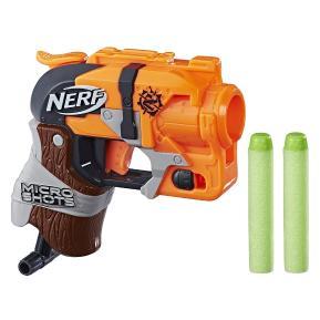 Nerf Micro Shots Zombie Strike Hammer Shot (E0489)