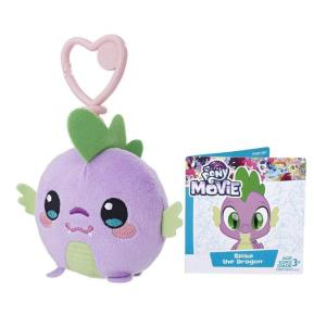 Hasbro My Little Pony Spike The Dragon Λούτρινο Κλιπ