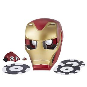 Marvel Avengers: Infinity War Hero Vision Iron Man AR Experience Μάσκα E0849
