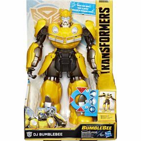 Transformers MV6 Hero DJ