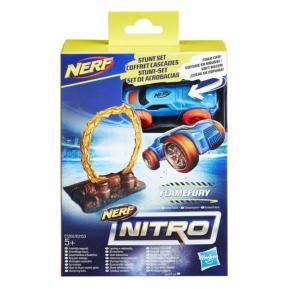Nerf Nitro Dingle Stunt foam Car - Flamefury (E0153)