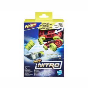 Nerf Nitro Dingle Stunt foam Car - Barrelslam (E0153)