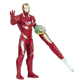 Avengers Figure With Stone & Accesory 15cm Iron Man