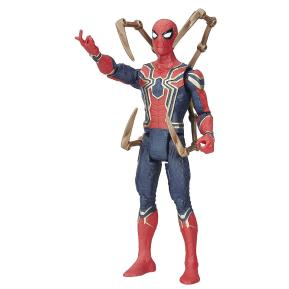Avengers Figure With Stone & Accesory 15cm Iron Spider