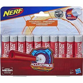 Hasbro Nerf N-Strike Mega Accustrike Combo 10 Βέλη Εκτοξευτή (E1744)