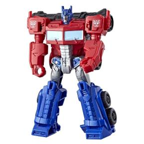 Transformers Cyberverse Action Attacker Optimus Prime