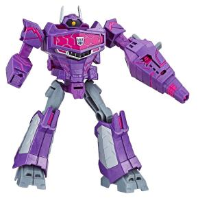 Transformers Action Attacker 20cm Shockwave (E1886)