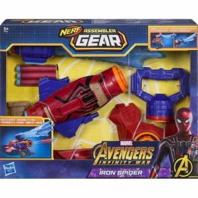 Nerf Avengers Assembler Gear Iron Spiderman (E2134)