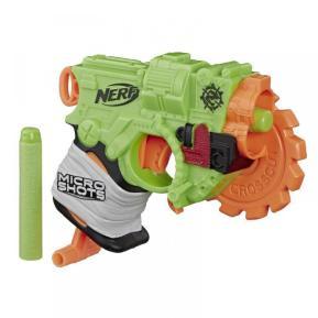 Hasbro Nerf MicroShots Zombie Strike Crosscut Πράσινο