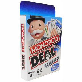 Monopoly Deal Refresh - English Version (E3113)