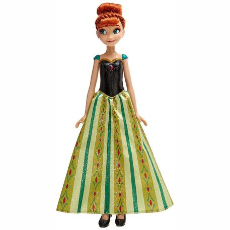 Frozen Singing Doll Anna (E3054)-0