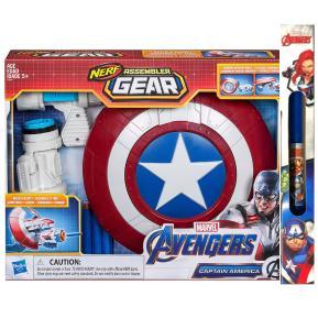 Λαμπάδα Avengers Assembler Gear Captain America