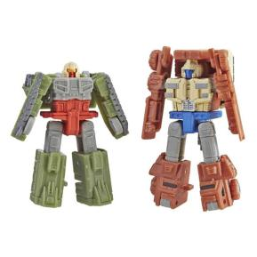 Transformers Generations Wfc Micromaster Autobot Topshot & Flak