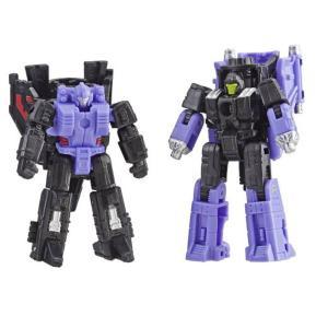 Transformers Generations Wfc Micromaster Storm Cloud & Visper