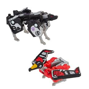 Transformers Generations War for Cybertron Micromaster Laserbeak & Ravage (E3420)