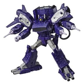 Transformers Generations War for Cybertron Leader - Decepticon Shokwave (E3419)