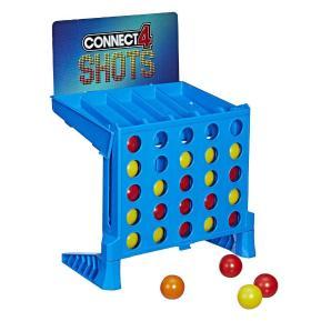 Score 4-Connect 4 Shots