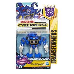 Transformers Cyberverse Lazerbeak Blast Soundwave (E1884)