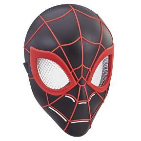 Spiderman Hero Μάσκα Μαύρη