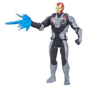 Hasbro Avengers Quantum Figure Iron Man 15cm (E3348)