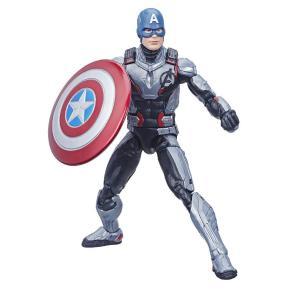 Hasbro Avengers Marvel Legends Φιγούρα 15cm Captain America (E0490)